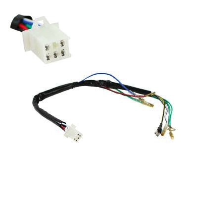 Chinese ATV Universal Test Wiring Harness - VMC Chinese Parts