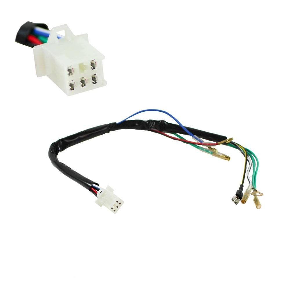 Chinese ATV Universal Test Wiring Harness | VMC Chinese Parts