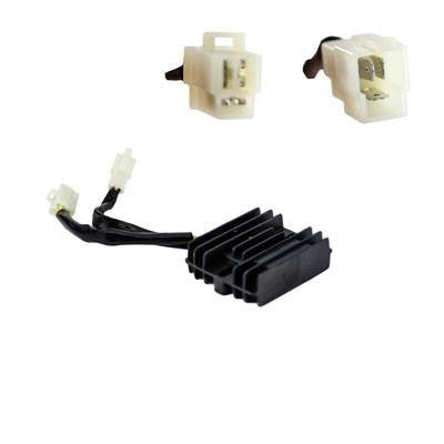 Voltage Regulator - 6 Wire / 2 Plug - Version 35