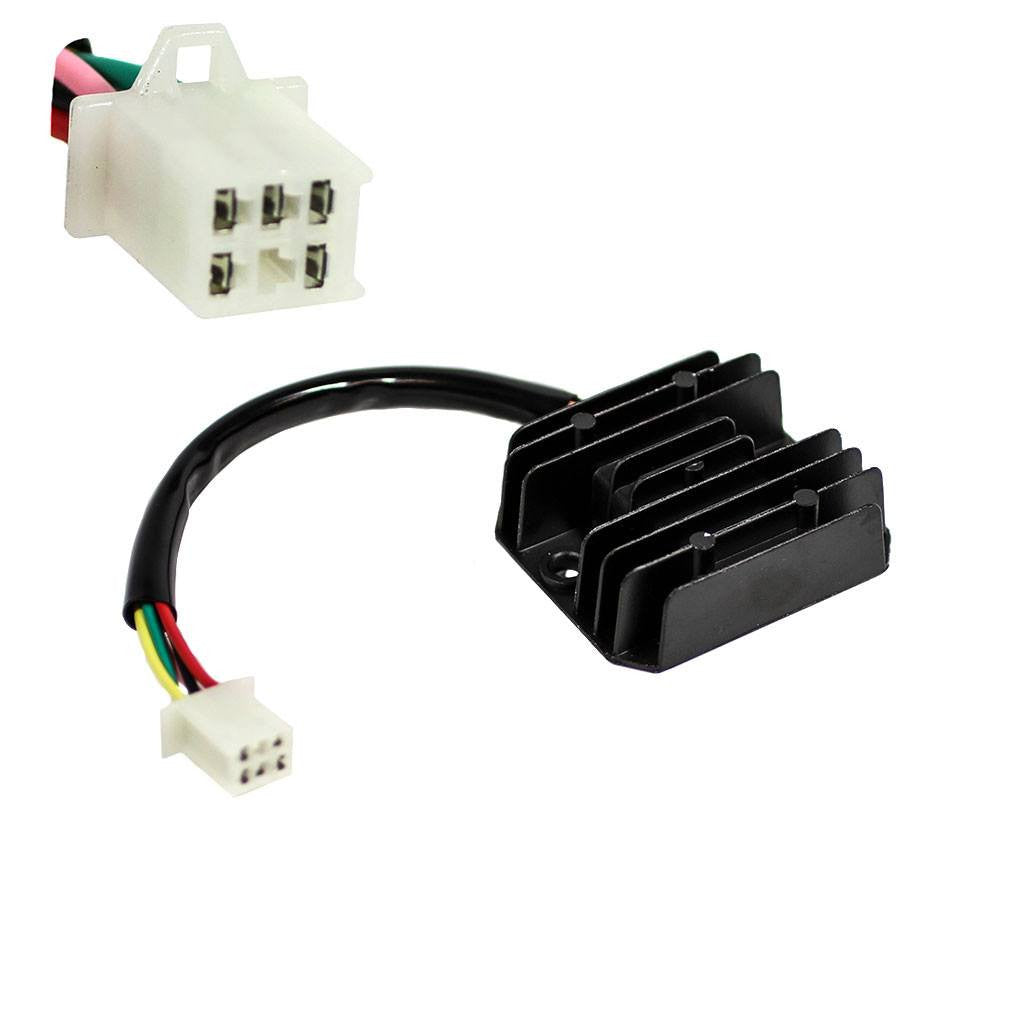 Chinese Atv Voltage Regulator Rectifier 5