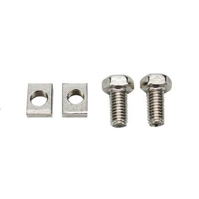 Battery Nuts & Bolts Terminal Hardware Set - 5mm