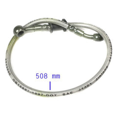 Chinese Brake Line Hose - 20 Inches - ATV Scooter - VMC Chinese Parts