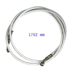 Chinese Brake Line Hose - 67 Inches - ATV Scooter - VMC Chinese Parts