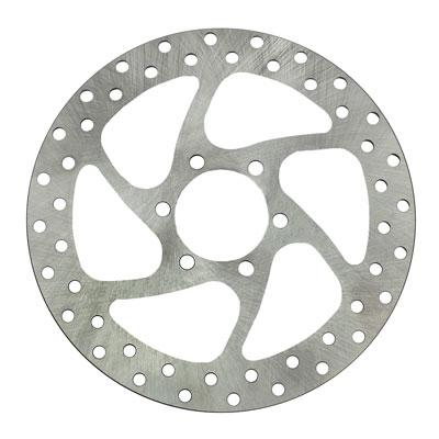 Brake Rotor Disc - 160mm - 6 Bolt - Coleman CK100, Taotao GK80, EK80