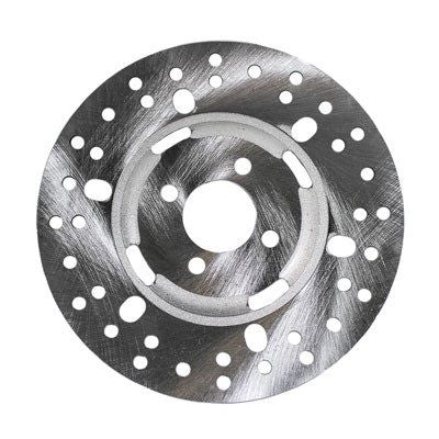 Brake Rotor Disc - 186mm - 4 Bolt - Version 150 - VMC Chinese Parts