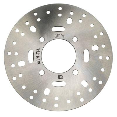 Chinese Brake Rotor Disc - 185mm - 4 Bolt Pattern - Coleman KT196 Go-Kart - Version 196 - VMC Chinese Parts