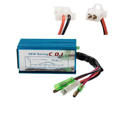 5 Wire CDI - High Performance CDI 2-Stroke 50cc Yamaha Jog, Roketa & more! - Version 5
