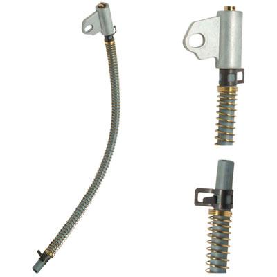 Chinese Carburetor Drain Hose with Fuel Over Flow Valve for Scooters - VMC Chinese Parts