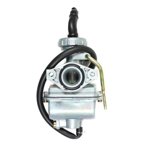 Chinese PZ20 Carburetor. - Hand Choke - Version 14 - 50cc-125cc