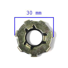 Chinese Clutch Lock Nut - 50cc-125cc Engine - Version 1 - VMC Chinese Parts