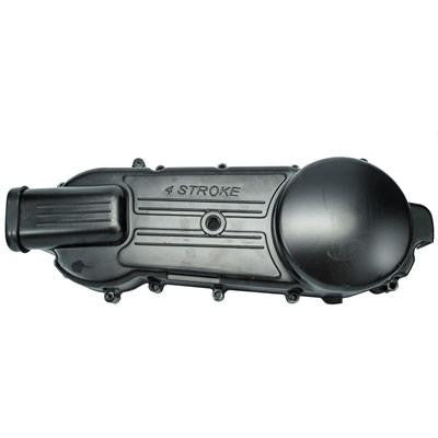 Clutch Side Cover - Full Auto - GY6 125cc 150cc Long Case Engines