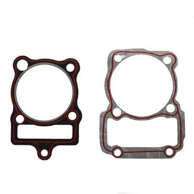 Cylinder Head Gasket Set - 64mm - 200cc Go-Karts ATVs Motorcycles - VMC Chinese Parts