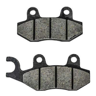 Disc Brake Pad Set for ATVs, UTVs and Scooters - Version 14
