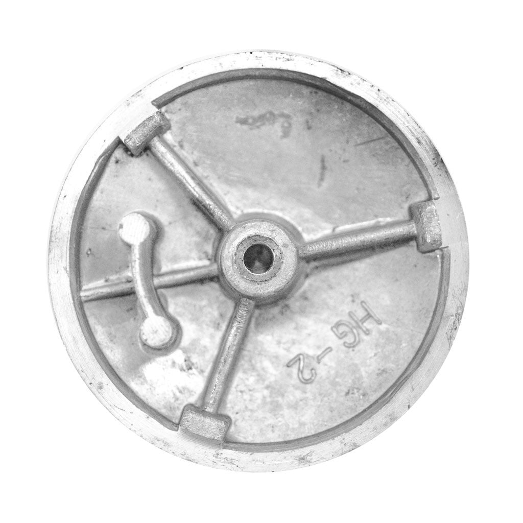 Timing Chain Cover - 110cc Round - Version 110
