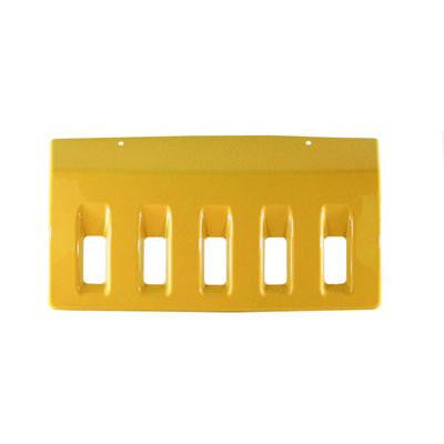 Chinese Front Grill for Taotao Go-Karts - YELLOW
