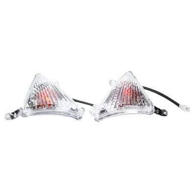 Front Turn Signal Light Set for Taotao ATM150A Scooter - Version 414