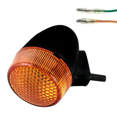Front Turn Signal Light Set for Scooters Mopeds - Version 422