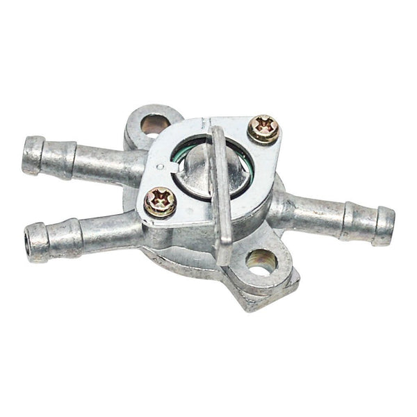 Gas Petcock Fuel Shut Off Valve - 3-Port - Version 3 - VMC Chinese Parts