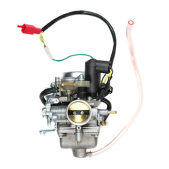 Chinese GY6 250cc Carburetor - Electric Choke - Version 8 - Water Cooled 250cc - VMC Chinese Parts