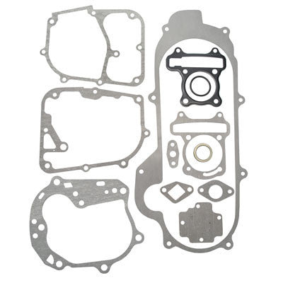 Complete Gasket Set - Big Bore - 50cc to 100cc Engine - Scooter Moped