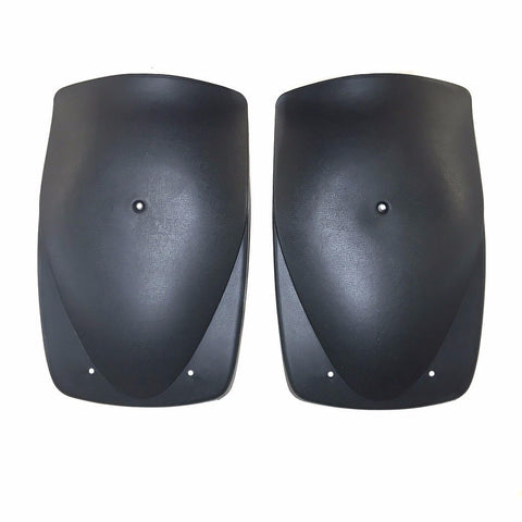 Large Go-Kart Fender Set - Plastic - Rear