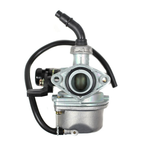 Chinese PZ19 Carburetor. - Hand Choke - 50cc-125cc - Version 27