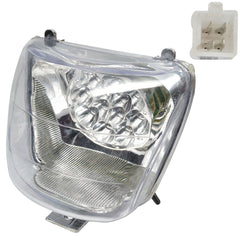 Headlight for 50cc-110cc ATVs - Version 21 - VMC Chinese Parts
