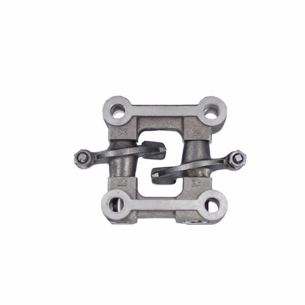 Rocker Arm Camshaft Holder Assy with 64mm Valves - GY6 50cc Scooter - Version 02 - VMC Chinese Parts