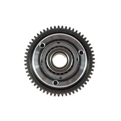 Starter One Way Drive Clutch Gear Assembly - 57 Tooth - 5mm Thickness - Version 4