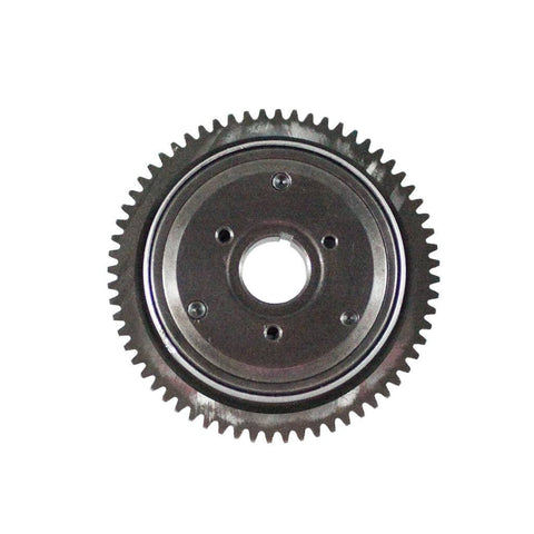 Starter One Way Drive Clutch Gear Assembly - 64 Tooth - Kymco GY6