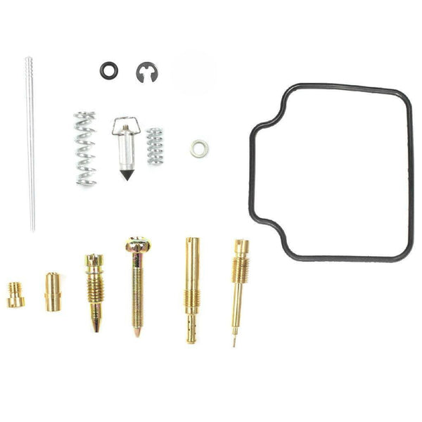 Carburetor Rebuild Kit - PD24J - GY6 125cc 150cc - Version 2 - VMC Chinese Parts