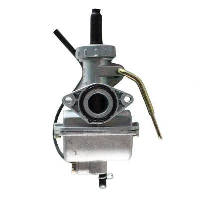 Chinese PZ16 Carburetor - Hand Choke - 50cc-125cc - Version 29
