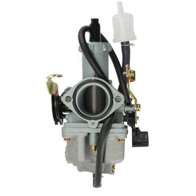 Chinese PZ30 Carburetor w/ Accelerator Pump - Cable Choke - 200cc, 250cc - Version 68