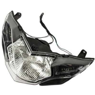 Headlight for Tao Tao New Speedy 50 Scooter - Version 452