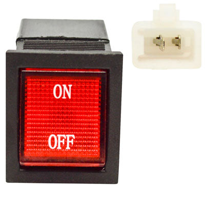 Stall / Flameout Switch for Coleman KT196 Go-Kart