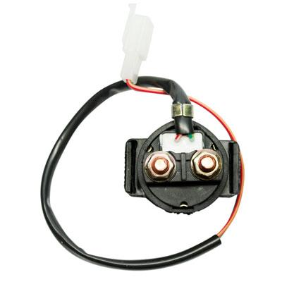 Starter Relay Solenoid with 2-Wire Male Plug - Version 14