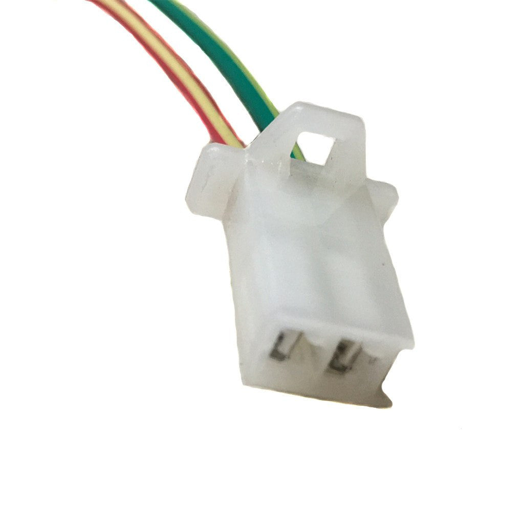 Chinese Starter Relay Solenoid Wires with Plug - 2 Wires - 50cc to ...