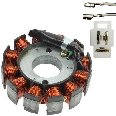 Stator Magneto -12 Coil - GY6 125cc-150cc - Version 41