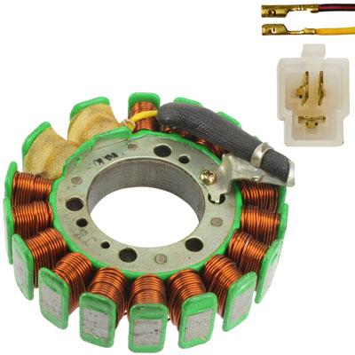 Stator Magneto -17 Coil - Water Cooled 250cc - Kazuma Falcon - Version 49