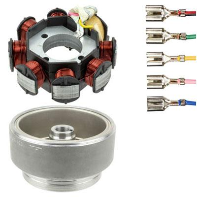 Stator Magneto with Matching Flywheel - 8 Coil - 150cc 200cc 250cc
