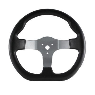 Steering Wheel for Taotao Go-Kart, Coleman KT196, Hisun HS200GK - VMC Chinese Parts