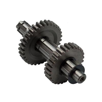Transmission Gear Set - 119mm Long - 125cc Automatic with Reverse