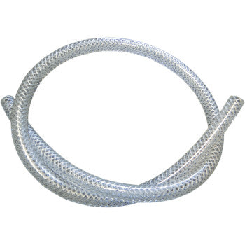 Helix High Pressure CLEAR Fuel Line Tubing - 1/4