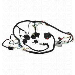 Complete Electrical ATV Wiring Harness 200cc 250cc