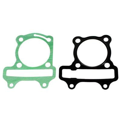 Cylinder Head Gasket Kit - 57mm - GY6 150cc Version B Engine - VMC Chinese Parts