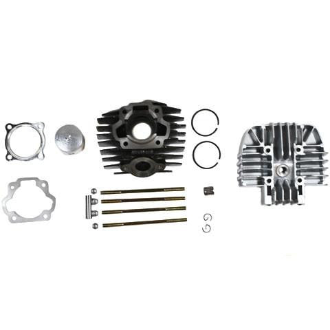 Cylinder Kit 47mm for 80cc Yamaha PW80 Engine
