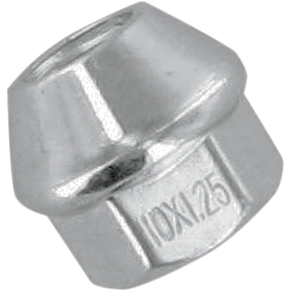ITP Chrome Lug Wheel Nut - 10MM - 60 Degree - Honda/Yamaha - [DLUG11] - VMC Chinese Parts