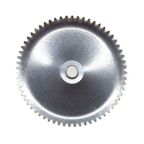 Front Drive Variator Face Gear - 62 Tooth - GY6 50cc Scooter - Version 1