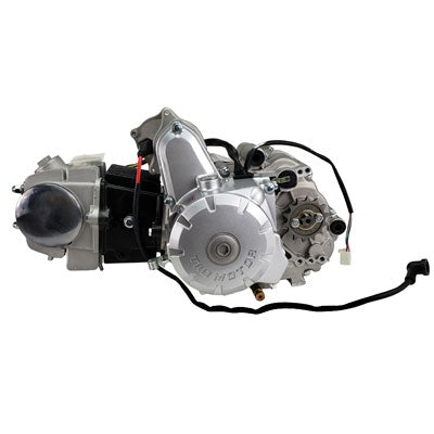 Engine Assembly - 125cc Automatic w/ Reverse for ATV - Version 10 - VMC Chinese Parts