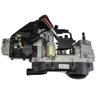Engine Assembly - GY6 150cc Automatic w/ Reverse for ATV - Version 12 - VMC Chinese Parts